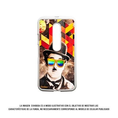 Geeker Hcd Moto G 3 Chaplin Blanco