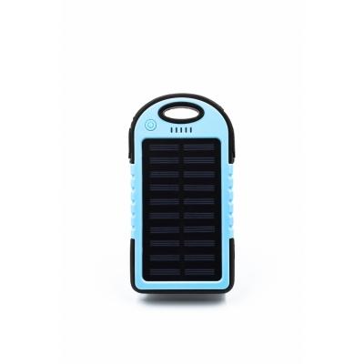 Geeker Power Bank Solar 5000ma Celeste