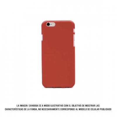 Geeker Alcatel U5 Matte Rojo