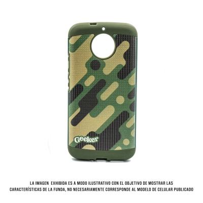 Geeker Hybrid U V Moto G5 S Militar