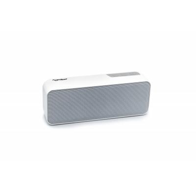 Geeker Clasic Bluetooth Speaker White