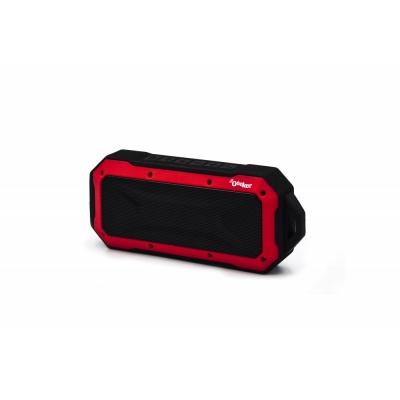 Geeker Heavy Bluetooth Speaker Red