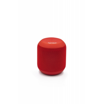 Geeker Puff Bluetooth Speaker Red