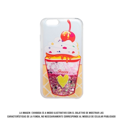 Cover Water Design Iphone 6 Cherry