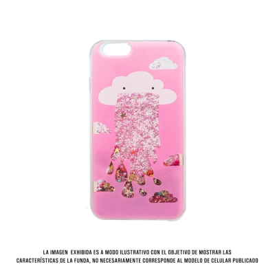 Cover Water Design Iphone 6 Cloud