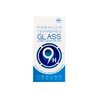 Glass 9d Iphone Xs Max Black