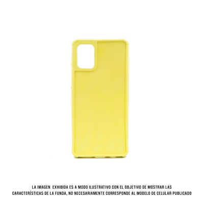 Geeker As Tpu Pastel A02s Amarillo