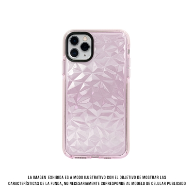 Geeker Diamond Iphone Xs Max Rosa